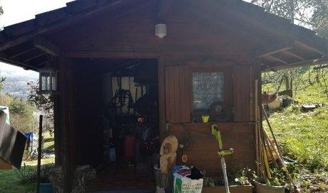 Chalet de jardin bois haut de gamme à Vimines (Savoie – 73)