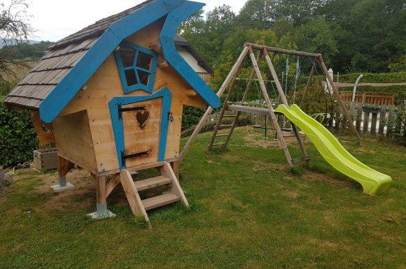 Cabanes en bois atypiques et insolites sur mesure à Chambéry
