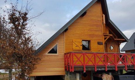 Entreprise de construction de maisons ossature bois