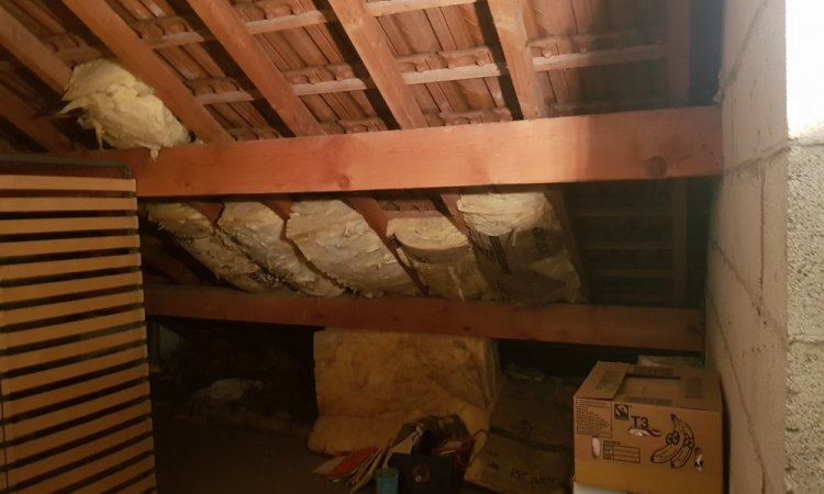 Dépose de couverture, Installation d'un écran de sous toiture et pose de fenêtres de toit à Aix les Bains (Savoie -73)